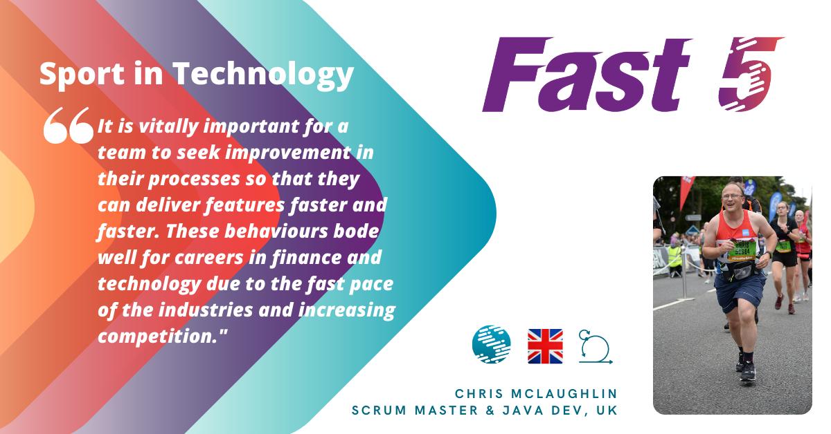 Fast 5  Chris McLaughlin