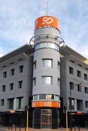 SBS Bank - Stock image