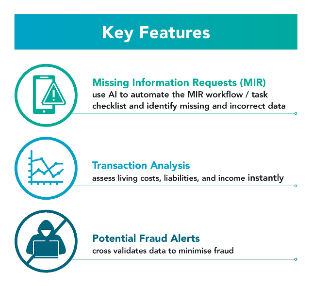 key features idp