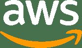 AWS Logo white