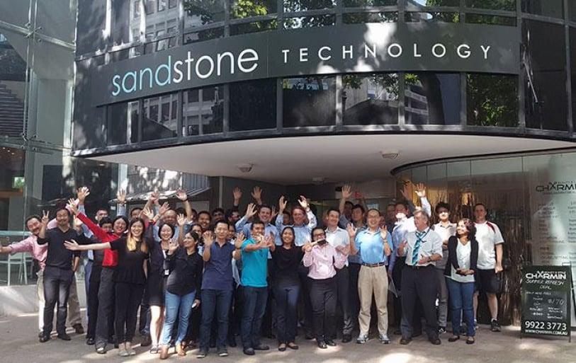 sandstone tech crew